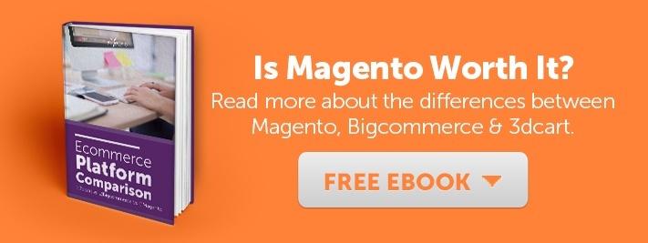 Magento vs BigCommerce for Ecommerce Sites