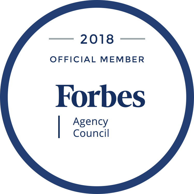 Forbes Agency Council Official Member Meticulosity Badge