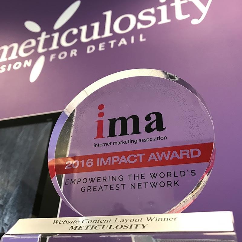 IMA Impact Award