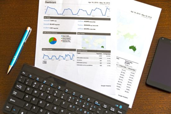 Always measure and track all stages of your business growth process.