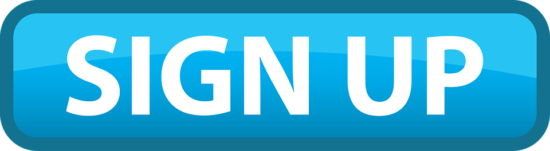 Sample sign up call to action button. CTAs can help lead conversion that build your email list over time.