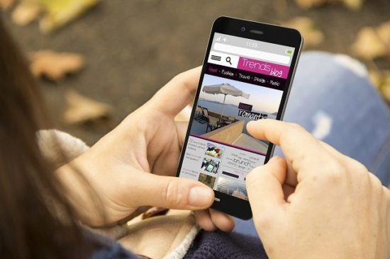 Smartphone usage is part of our modern society and should be part of your marketing strategy.