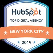 HubSpot - Top Digital Agency - New York City