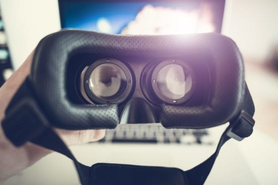 Virtual reality and augmented reality are two rapidly evolving digital marketing trends.