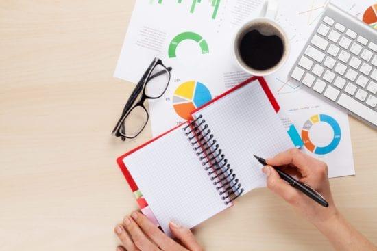 Analytics tell digital marketers a variety of important data metrics.