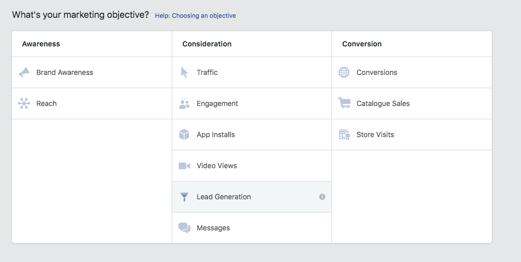 Holidays Facebook Lead Gen Facebook Ads