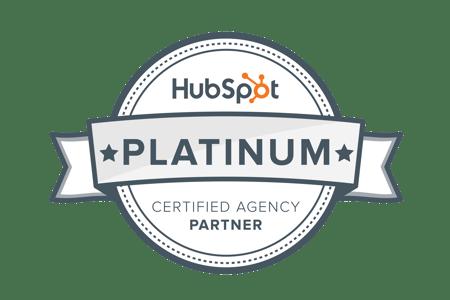 HubSpot Platinum Agency
