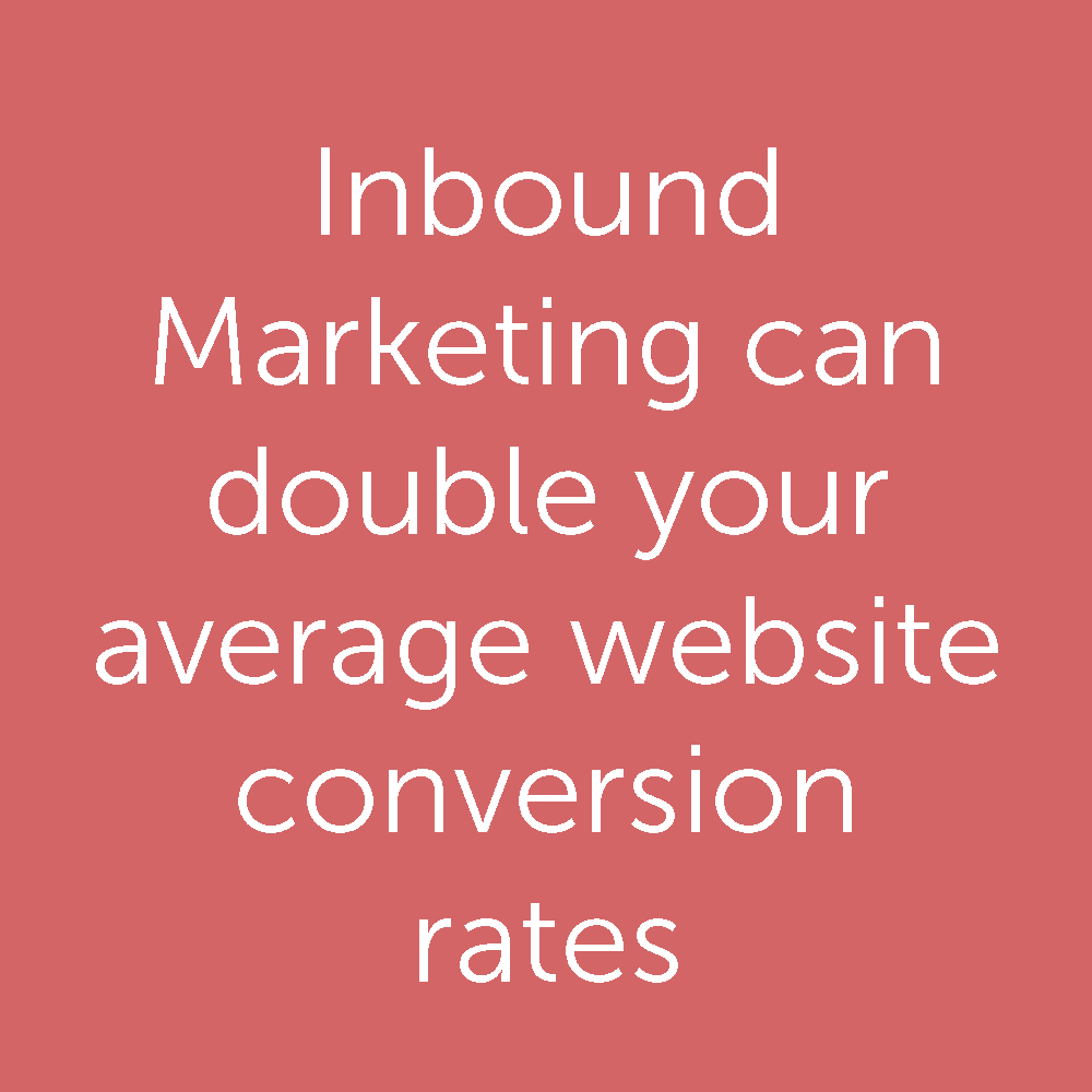 Inbound Marketing Increases Conversion Rates