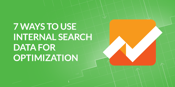 How to Optimize with Site Search Data