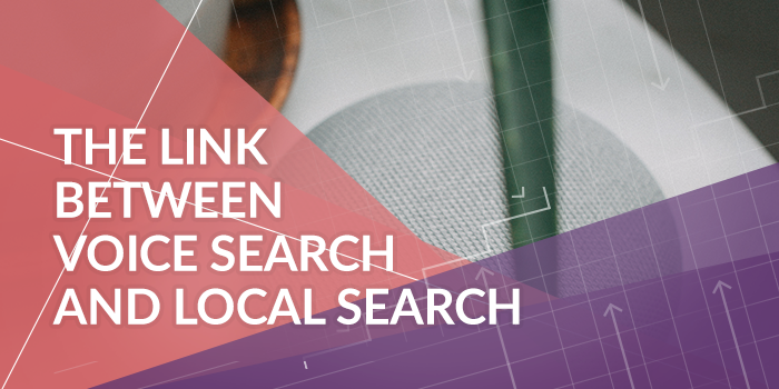 Voice Search header