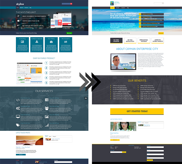 GDD Launchpad Website