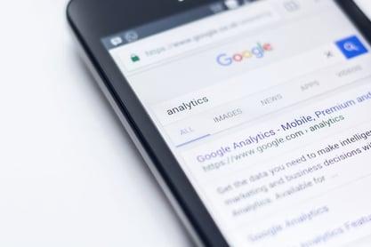 Tracking Vanity URLs in Google