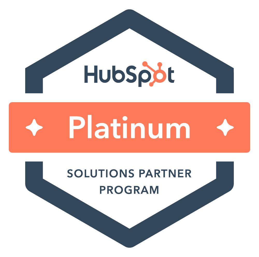 HubSpot Gold Partner