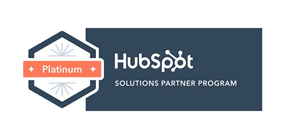 HubSpot Platinum Certified Agency Development Partner