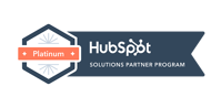 HubSpot Platinum Certified Agency Development Partner