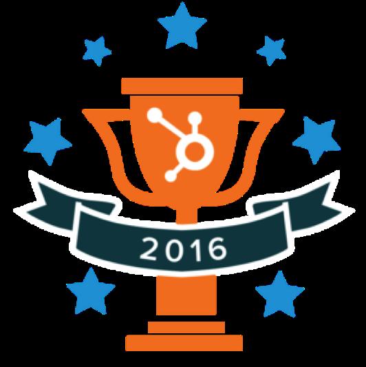 HubSpot Award
