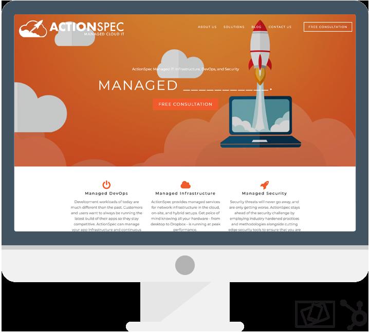 Growth-Driven Design HubSpot Website