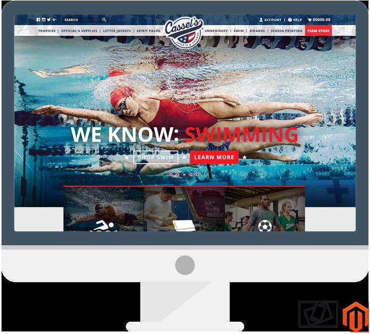 Magento Web Design
