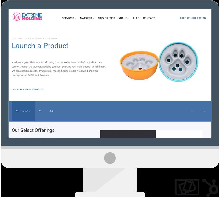 HubSpot Website Design