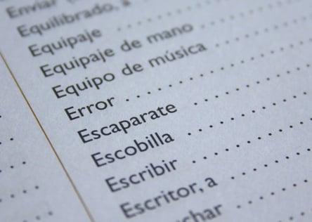 spanish-words