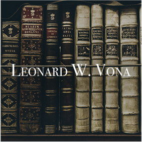 Leonard W Vona