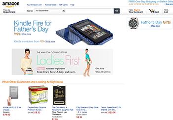Amazon 2012