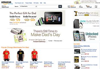 Amazon 2013